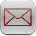 mail-red-glow-icon